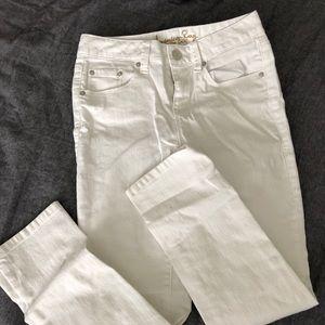 American Rag white short white jeans